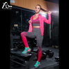 A1-161+A1-162+A1-167 Neon Pink Melange Color Womens Running Wear